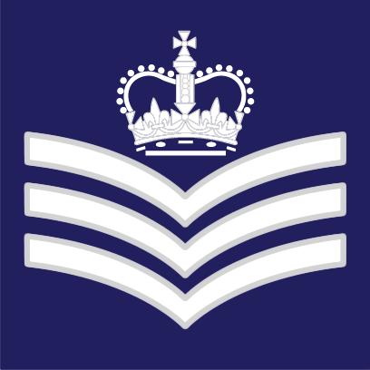 Cadet Flight Sergeant - Cdt FS